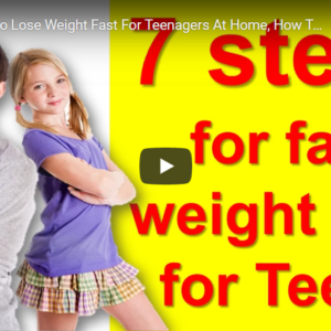 7 Tips How To Lose Weight Fast For Teenagers At Home, How To Lose Weight Teenagers