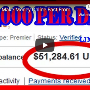 How to make money online fast from home in 2021