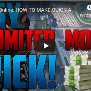 How to make quick and easy money online now!