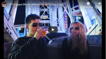 10 Youngest Bitcoin Millionaires with Crazy Lives