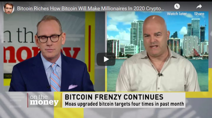 Bitcoin Riches How Bitcoin Will Make Millionaires In 2020 Cryptocurrency Wealth