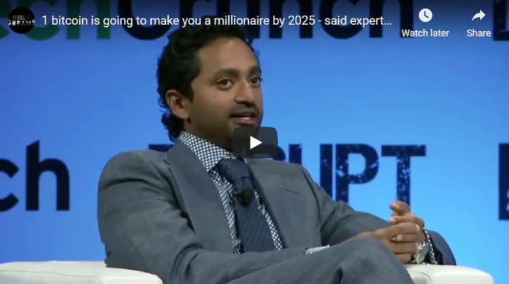 1 bitcoin is going to make you a millionaire by 2025 - said experts crypto new digital money era btc